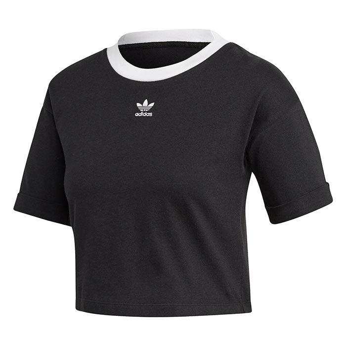 T-shirt court Tiny Trefoil pour femmes