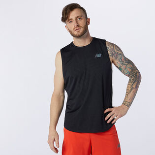 Men's Q Speed Fuel Tank Top