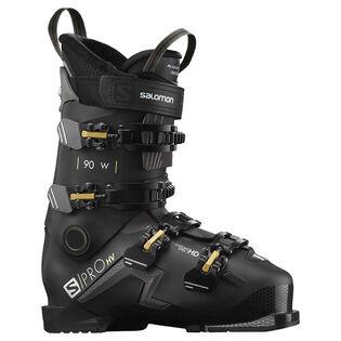 Bottes de ski S/Pro H<FONT>V</FONT> 90 W pour femmes [2021]