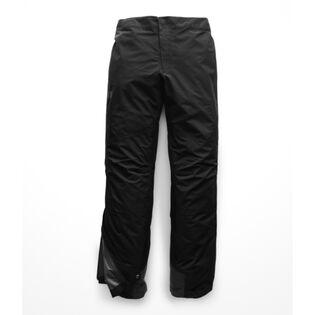 Pantalon Dryzzle à glissière pleine longueur pour hommes