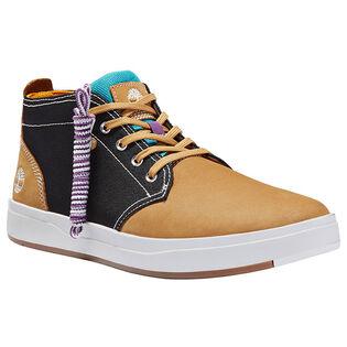 Men's Davis Square Mixed Media Chukka Shoe