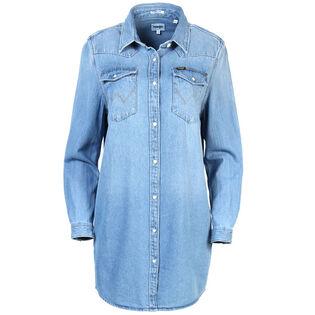 Women's Western Shirt Dress