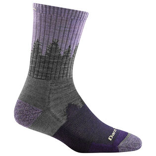 Women's Treeline Micro Crew Cushion Sock