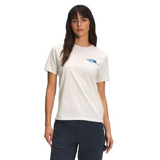 T-shirt Box NSE pour femmes