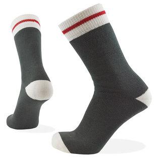 Men's Heat Thermal Crew Sock (2 Pack)