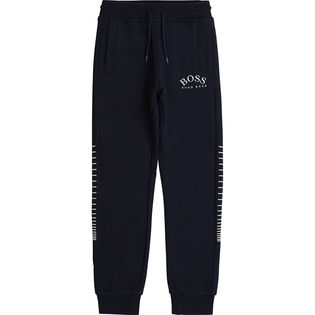 Junior Boys' [4-16] Logo Jogger Pant