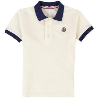 Polo en piqué de coton pour garçons [4-6]