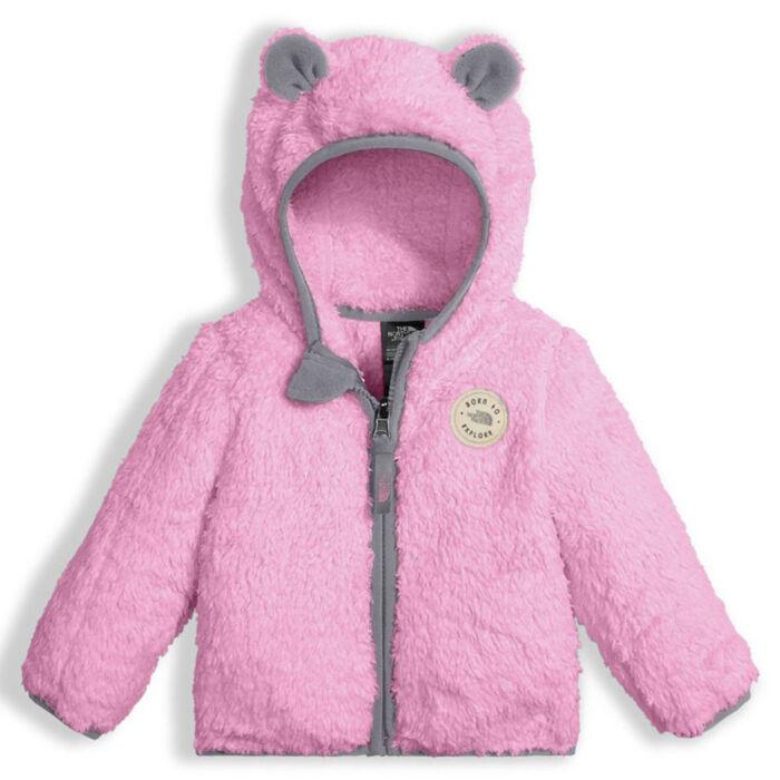 Babies' [0-24M] Plushee Bear Hoodie