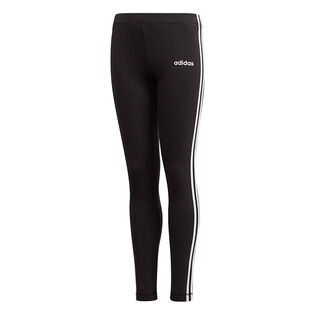 Junior Girls' [8-16] Essentials 3-Stripes Tight