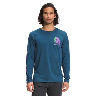 Men's Foundation Graphic Long Sleeve T-Shirt