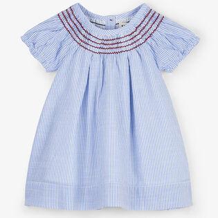 Baby Girls' [12-24M] Nautical Stripes Dress