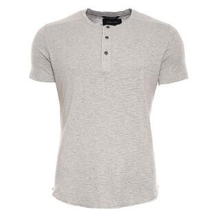 Men's Slub Henley T-Shirt