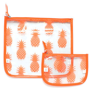 Pochette Pineapple Clearly Cool