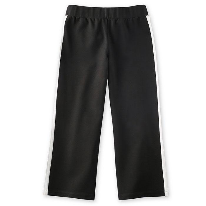 Pantalon Ponte à jambe large pour femmes