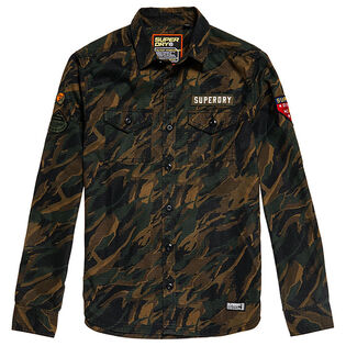 Men's Military Storm Shirt
