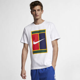 T-shirt Court Logo pour hommes
