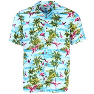 Men's Tropical Printed Shirt