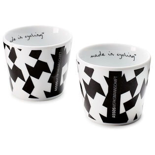 Graphic Coffee Cup Set
