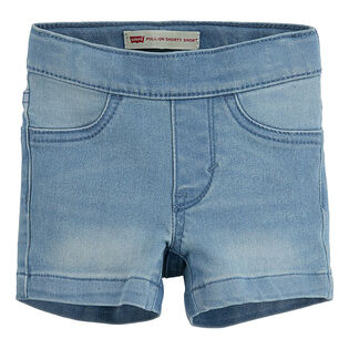 Girls' [4-6X] Pull-On Short