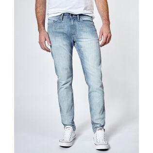 "Men's Performance Slim Super Bleach Jean (30"")"