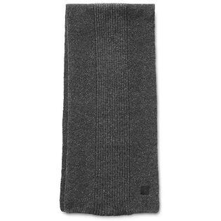 Foulard en tricot texturé pour hommes