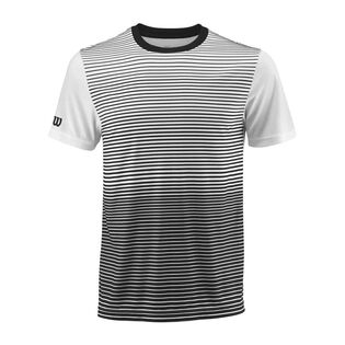 Men's Team Striped Crew T-Shirt