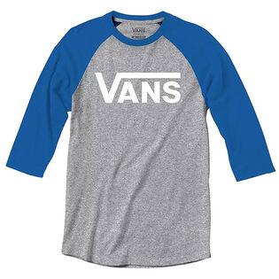 Junior Boys' [8-16] Classic Raglan Long Sleeve T-Shirt