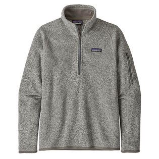 Women's Better Sweater® Quarter-Zip Fleece Top