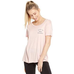 Women's Here To Make Friends Dakota T-Shirt