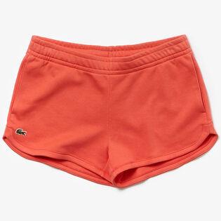 Women's Tennis Fleece Short