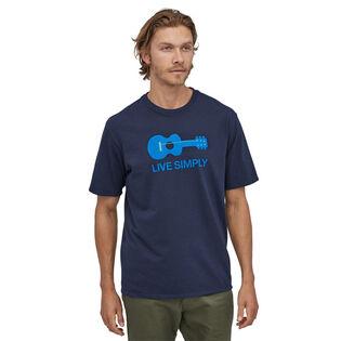 Men's Live Simply® Guitar Responsibili-Tee® T-Shirt