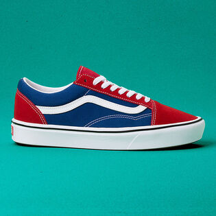 Men's Two-Tone ComfyCush Old Skool Shoe
