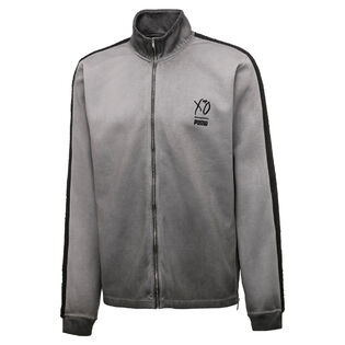 Men's XO Washed Track Jacket