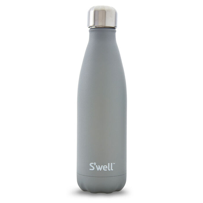 Smokey Quartz Bottle (17 Oz)