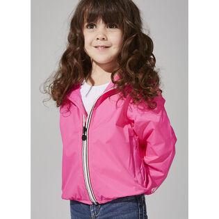 Juniors' [2-14] Full-Zip Packable Jacket