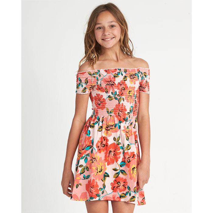 Junior Girls' [7-14] Off Beach Dress