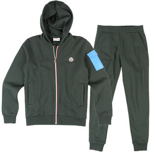 Junior Boys' [8-14] French Terry Two-Piece Tracksuit