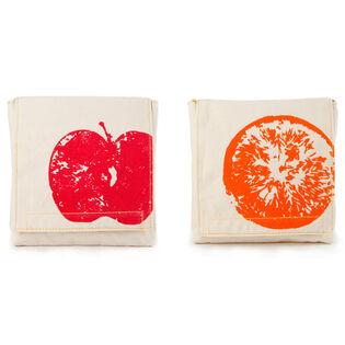 Sac à collation Apples & Oranges