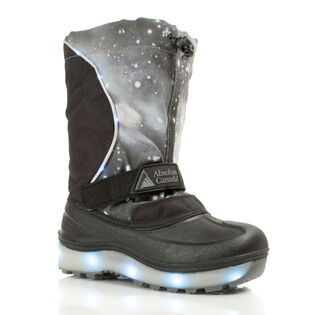 Kids' [11-3] Cosmos Light-Up Boot