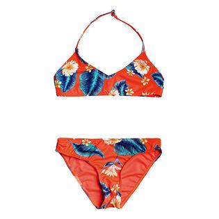 Junior Girls' [7-16] Seaside Lover Two-Piece Bikini