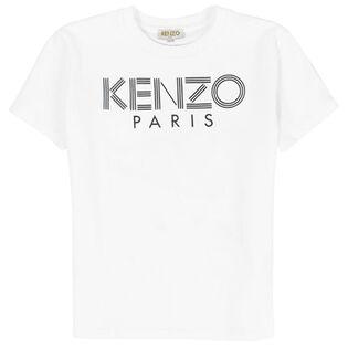 Boys' [2-6] Letter Logo T-Shirt