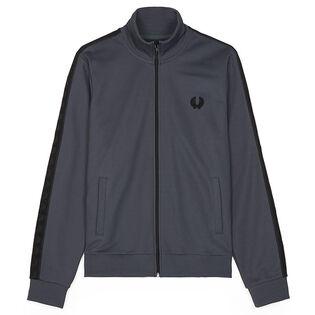 Men's Tonal Taped Track Jacket