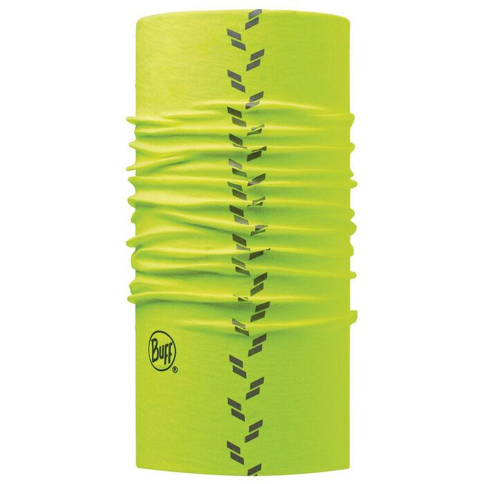 Unisex Fluorescent Yellow Reflective Buff®