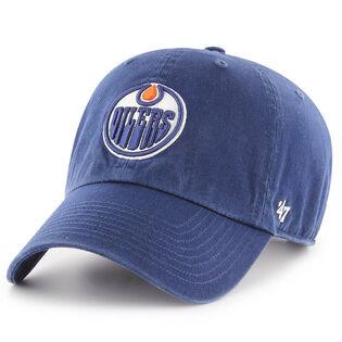 Men's Edmonton Oilers Clean Up Hat