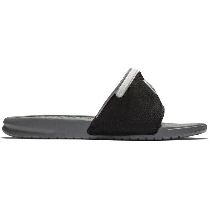 7bc1999312da Nike Unisex Benassi JDI Fanny Pack Slide Sandal