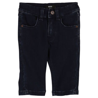 Boys' [6M-3Y] Stretch Straight Jean