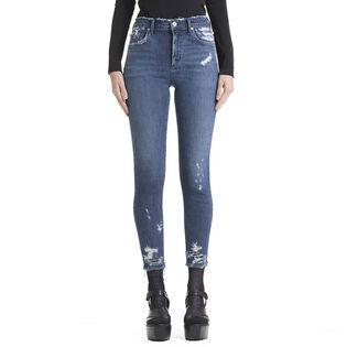 Women's Sophie Hi Rise Skinny Crop Jean