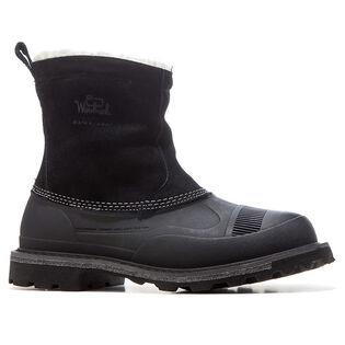 Men's Fully Wooly Slip-On Boot