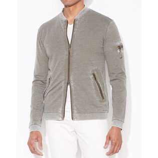 Men's Burnout French Terry Jacket
