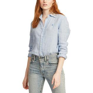 Women's Relaxed Fit Linen Shirt